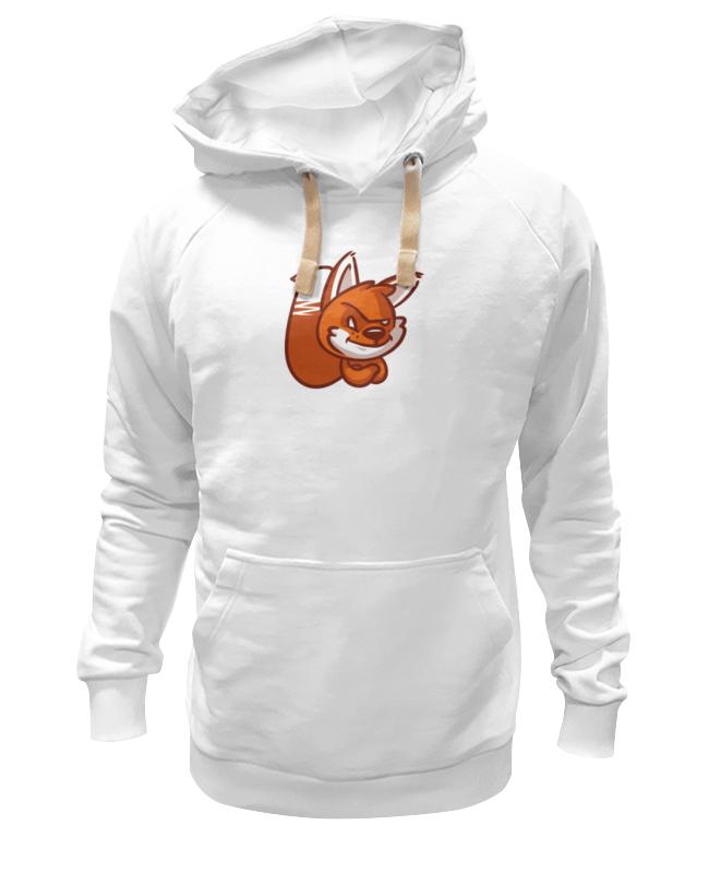 Printio Лиса (fox) толстовка wearcraft premium унисекс printio этно лиса