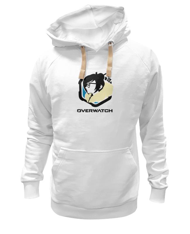 Толстовка Wearcraft Premium унисекс Printio Overwatch mei толстовка wearcraft premium унисекс printio overwatch ана