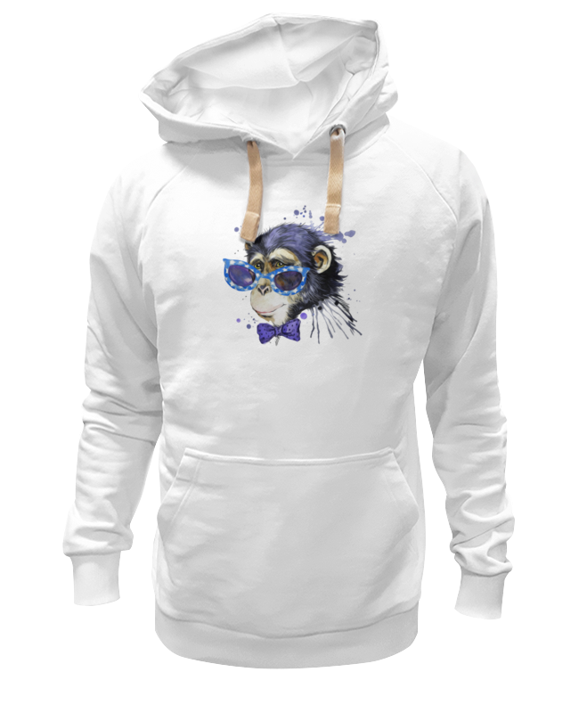 Толстовка Wearcraft Premium унисекс Printio Art monkey 2016 monkey business футболка