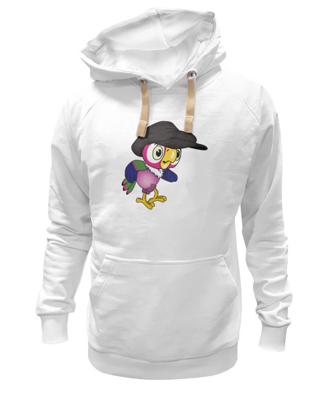 Толстовка Wearcraft Premium унисекс Printio Попугай кеша футболка wearcraft premium printio попугай кеша 2