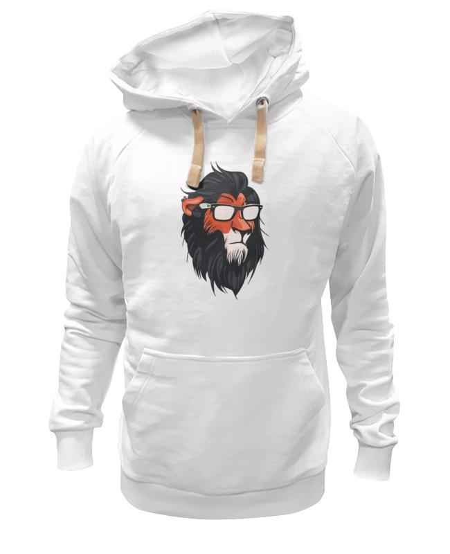 Толстовка Wearcraft Premium унисекс Printio Шрам (король лев)