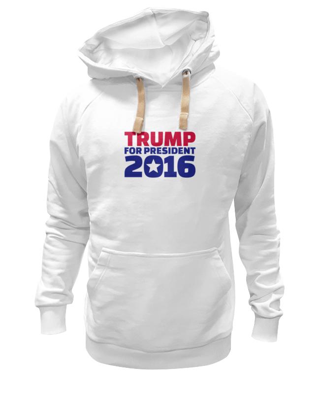 Толстовка Wearcraft Premium унисекс Printio Trump for president ap002 1 6 scale 45th president of the united states donald trump figures and clothing set