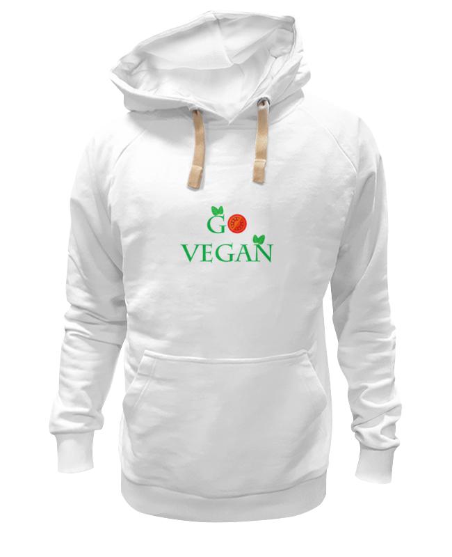 Толстовка Wearcraft Premium унисекс Printio Go vegan толстовка wearcraft premium унисекс printio go offline