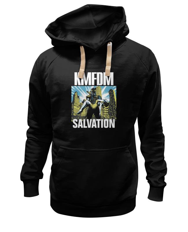 Толстовка Wearcraft Premium унисекс Printio Kmfdm salvation