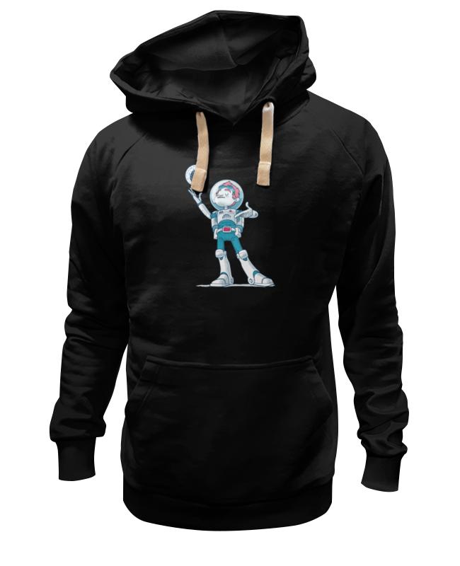 Толстовка Wearcraft Premium унисекс Printio Astroboy / астронавт телескоп ioptron astroboy оранжевый