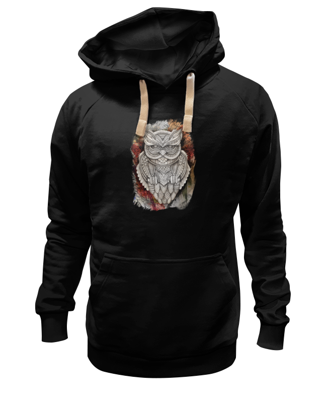 Толстовка Wearcraft Premium унисекс Printio Doodle owl толстовка wearcraft premium унисекс printio ольга бузова