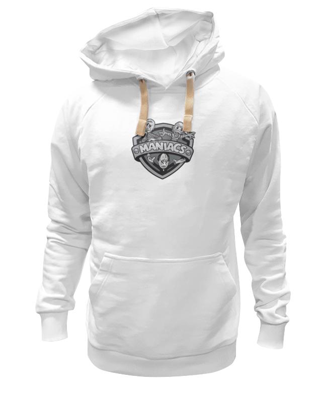 Толстовка Wearcraft Premium унисекс Printio Маньяки (монстры) футболка wearcraft premium printio маньяки монстры