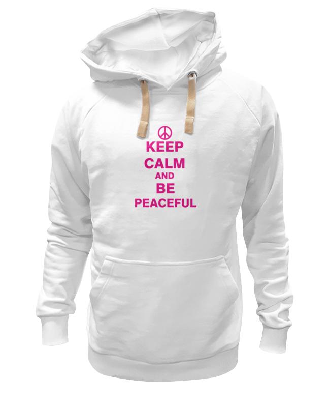 Толстовка Wearcraft Premium унисекс Printio Мир (peace) толстовка wearcraft premium унисекс printio peace among worlds рик санчез