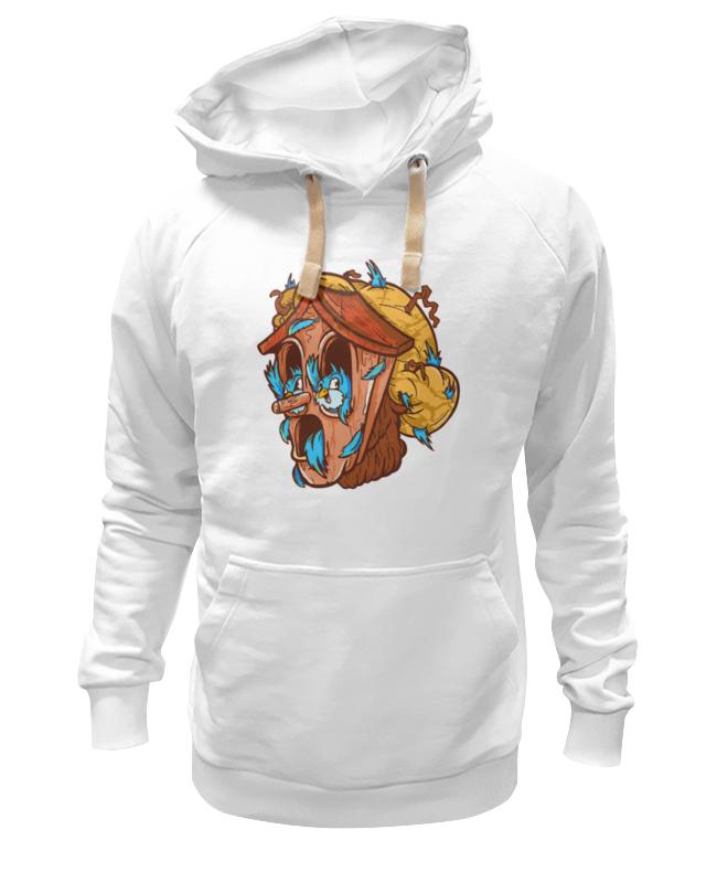 Толстовка Wearcraft Premium унисекс Printio Pinocchio