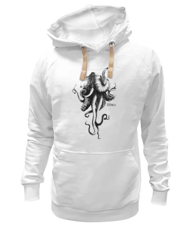 Толстовка Wearcraft Premium унисекс Printio Октослон толстовка wearcraft premium унисекс printio octopus осьминог