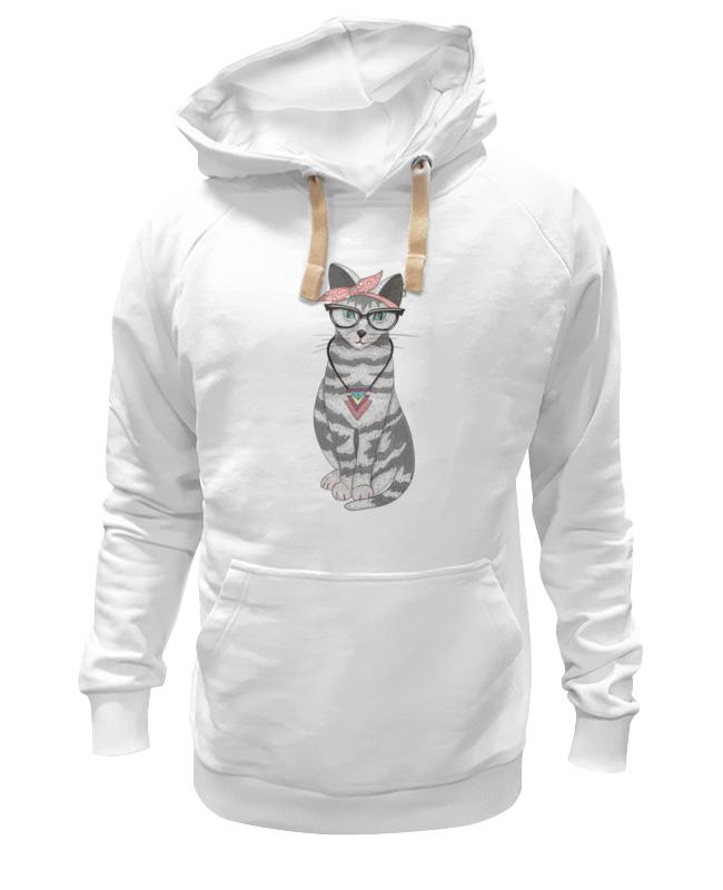 Толстовка Wearcraft Premium унисекс Printio Мяу мау мау египетская мау котенка