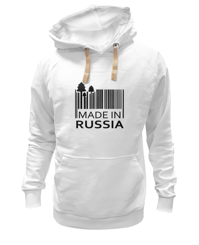 Толстовка Wearcraft Premium унисекс Printio Made in russia