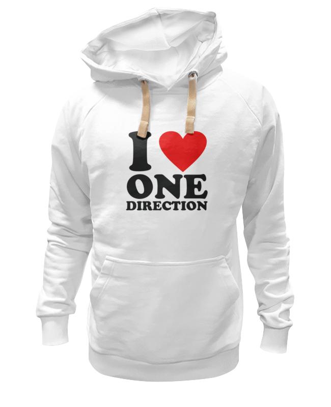 Толстовка Wearcraft Premium унисекс Printio One direction цены онлайн