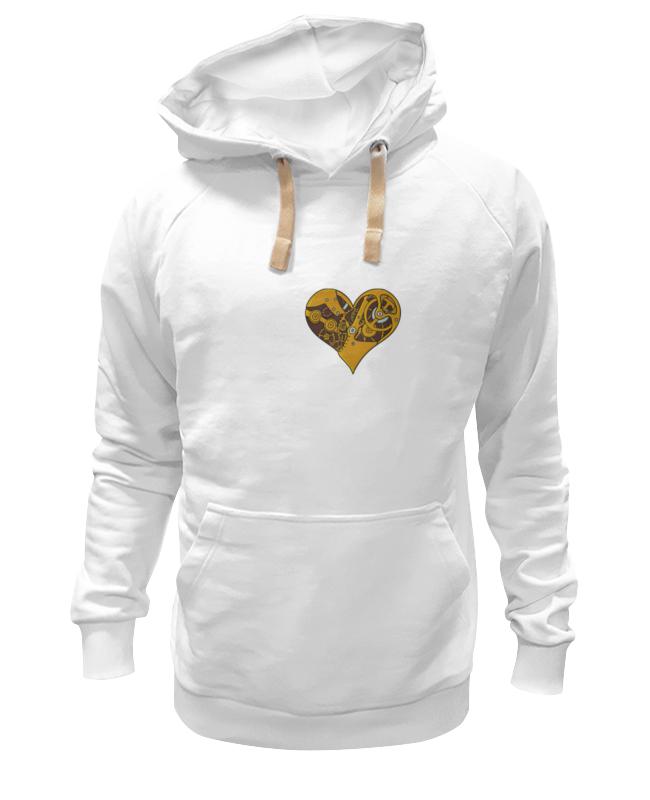 Толстовка Wearcraft Premium унисекс Printio Механическое сердце толстовка wearcraft premium унисекс printio холодное сердце