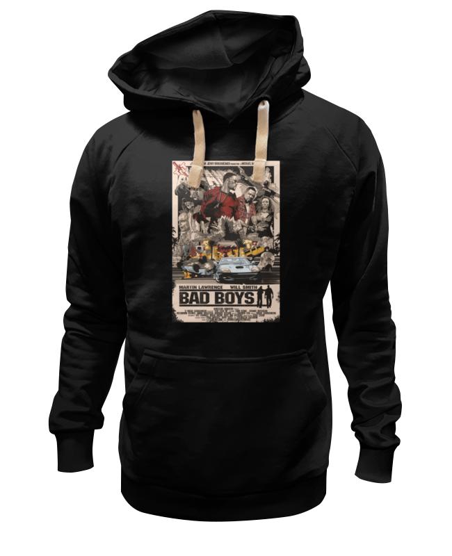 Толстовка Wearcraft Premium унисекс Printio Плохие парни (bad boys)