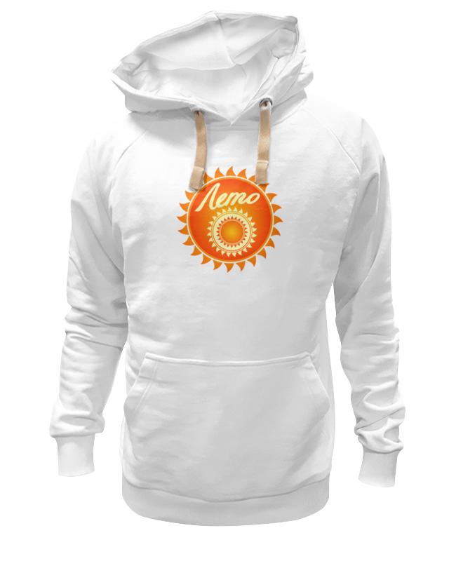 Толстовка Wearcraft Premium унисекс Printio Солнце толстовка wearcraft premium унисекс printio солнце племени майя