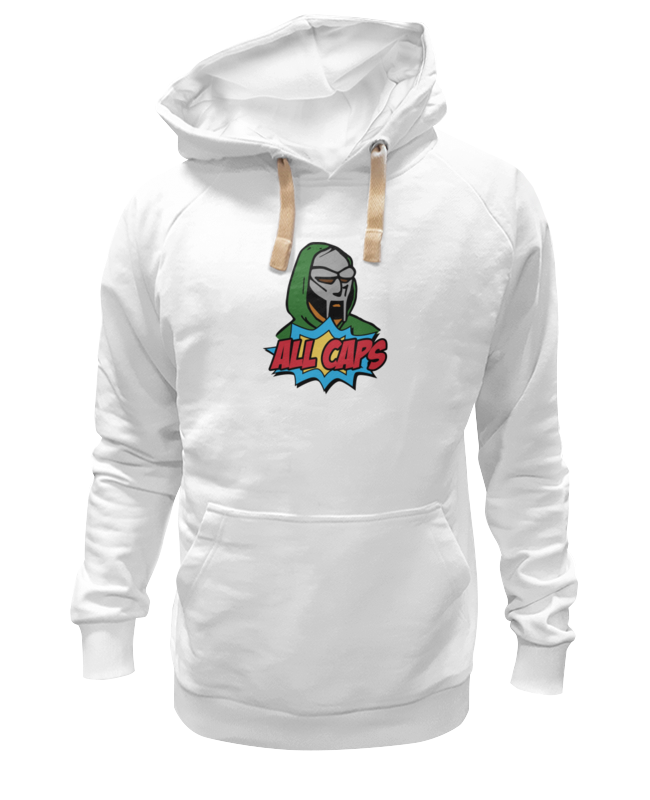 Толстовка Wearcraft Premium унисекс Printio Mf doom худи print bar mf doom