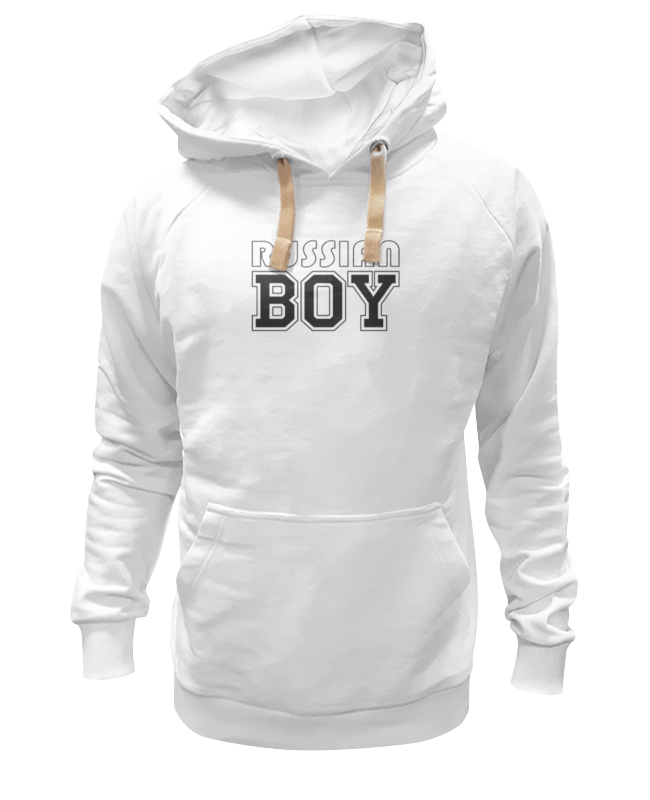 Printio Russian boy толстовка wearcraft premium унисекс printio white boy