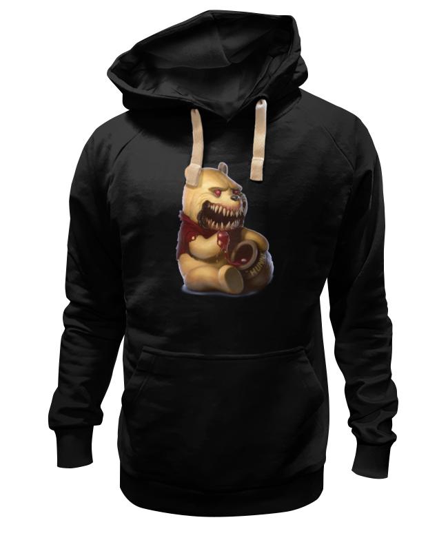 Толстовка Wearcraft Premium унисекс Printio Zombie the pooh
