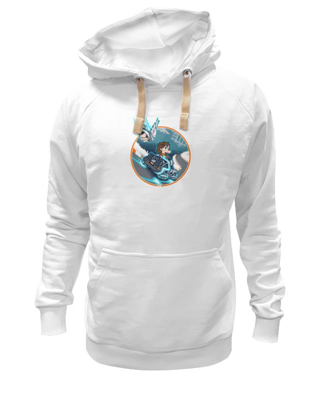 Фото - Толстовка Wearcraft Premium унисекс Printio Назад в будущее (марио карт) contrast lace keyhole back blouse
