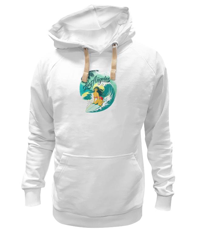 Толстовка Wearcraft Premium унисекс Printio Лос-анжелес футболка wearcraft premium printio лос анжелес