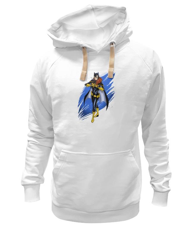 Толстовка Wearcraft Premium унисекс Printio Бэтгёрл (batgirl) детская футболка классическая унисекс printio бэтгёрл batgirl