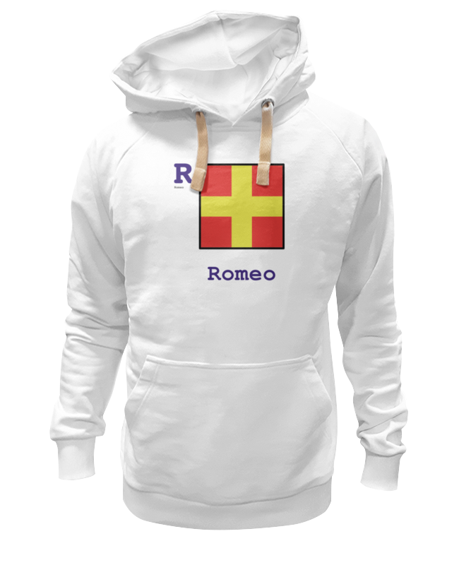Толстовка Wearcraft Premium унисекс Printio Romeo (r), флаг мсс (eng) oom control for eng lenses