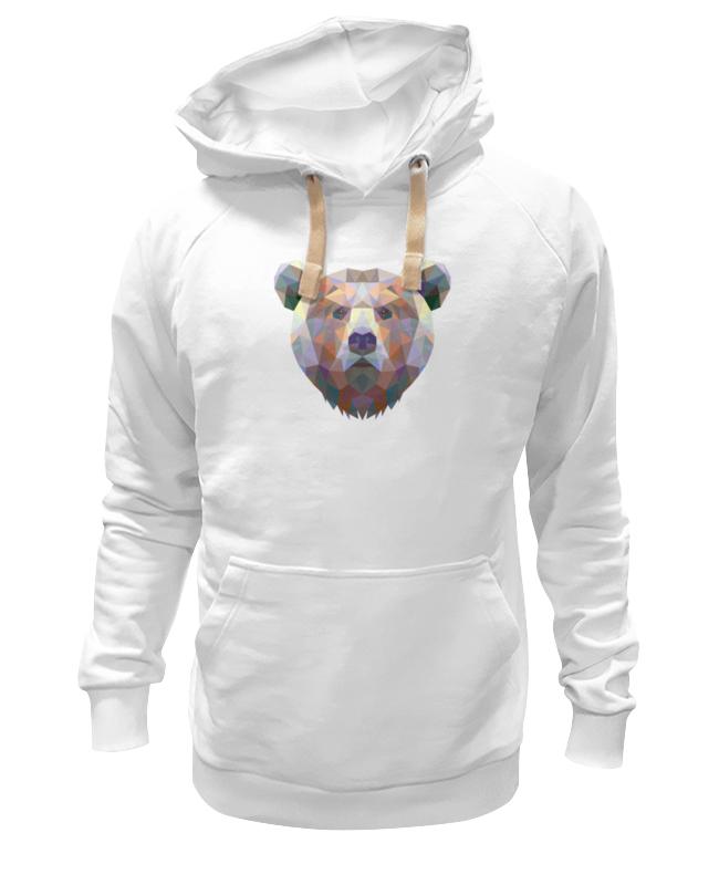 Printio Полигональный медведь цена 2017