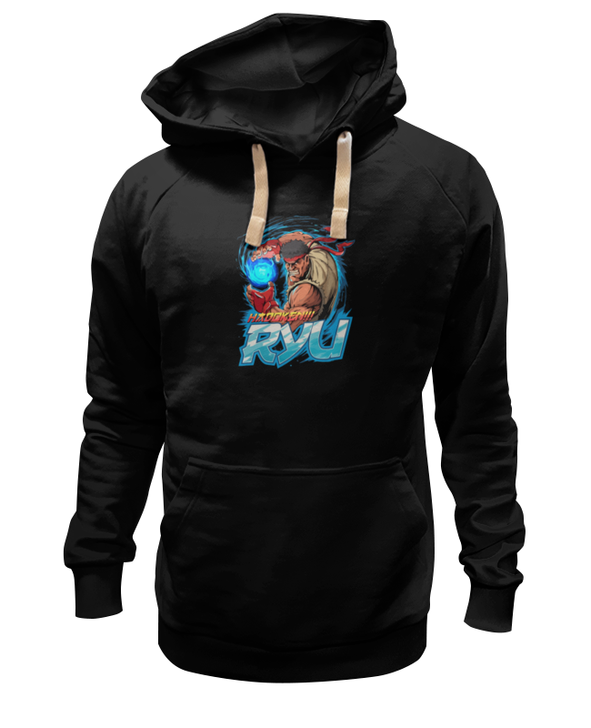Толстовка Wearcraft Premium унисекс Printio Ryu (street fighter) толстовка wearcraft premium унисекс printio ryu street fighter