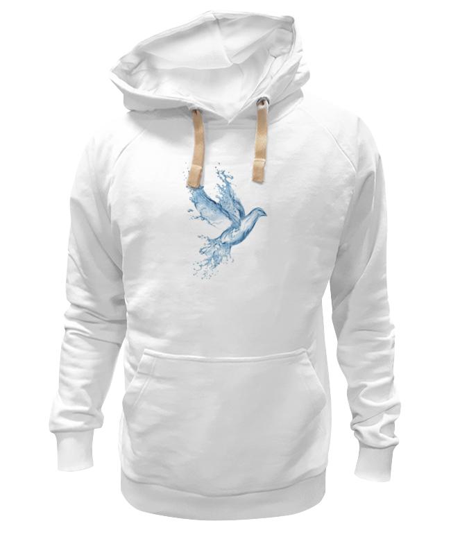 Толстовка Wearcraft Premium унисекс Printio Птица из воды толстовка wearcraft premium унисекс printio синяя птица