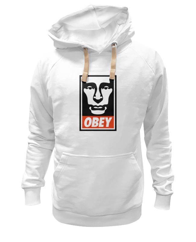 Толстовка Wearcraft Premium унисекс Printio Putin obey толстовка wearcraft premium унисекс printio bacon obey