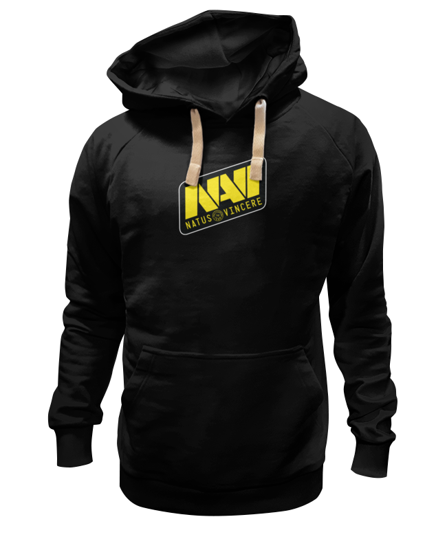 Толстовка Wearcraft Premium унисекс Printio Natus vincere logo (black) yello live in berlin blu ray