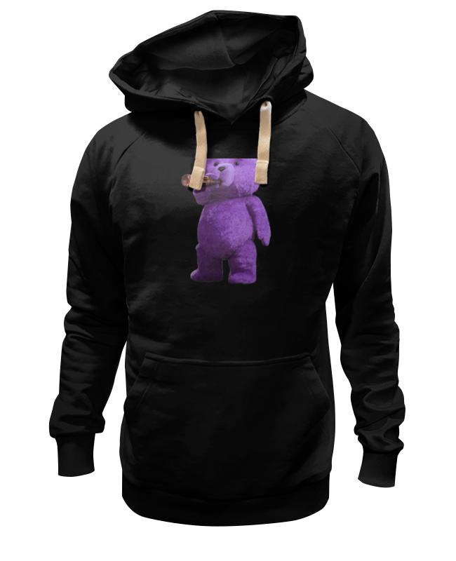 Толстовка Wearcraft Premium унисекс Printio Мишка тэд футболка wearcraft premium printio мишка тэд