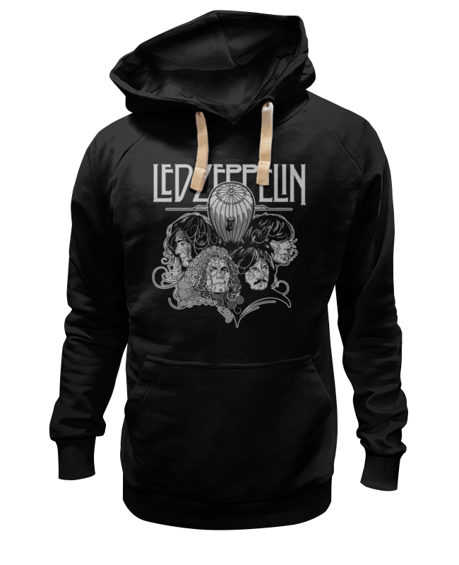 Фото - Толстовка Wearcraft Premium унисекс Printio Led zeppelin cd led zeppelin ii deluxe edition