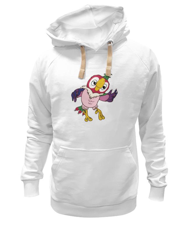 Толстовка Wearcraft Premium унисекс Printio Попугай кеша 2 футболка wearcraft premium printio попугай кеша 2