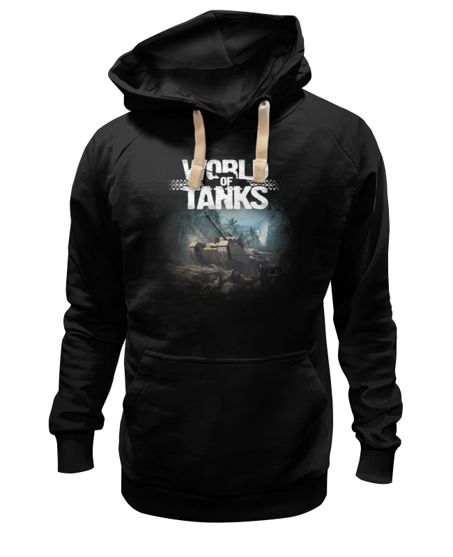 Толстовка Wearcraft Premium унисекс Printio World of tanks сумка printio подарки