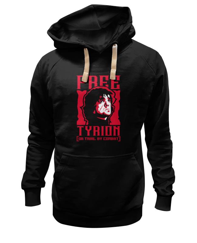 Толстовка Wearcraft Premium унисекс Printio Free tyrion футболка wearcraft premium slim fit printio free tyrion