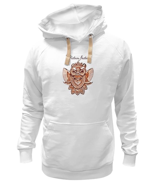 Толстовка Wearcraft Premium унисекс Printio Сова-символ мудрости. цены