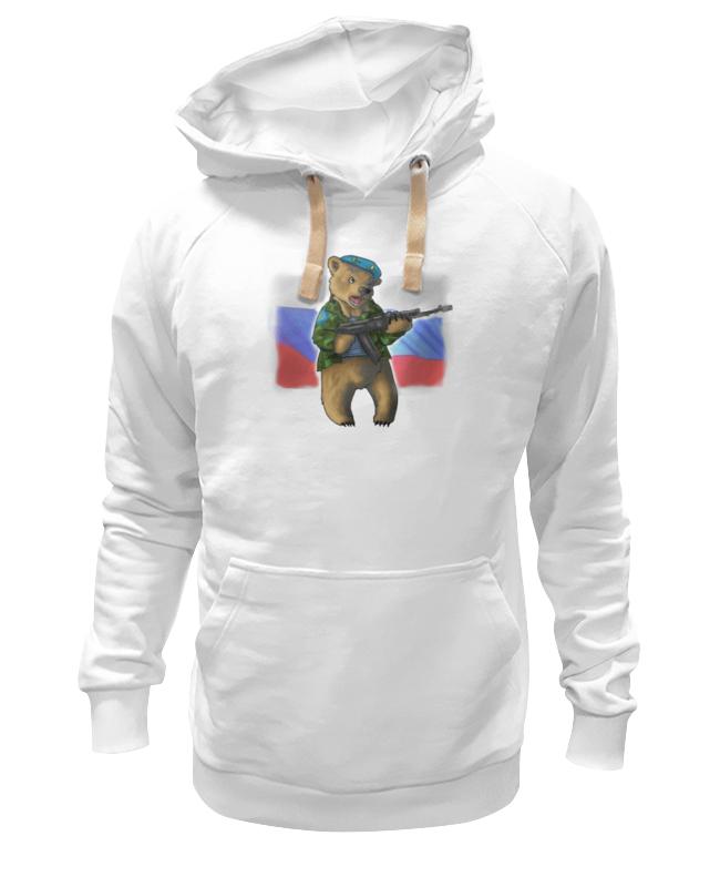 Толстовка Wearcraft Premium унисекс Printio Russian bear толстовка wearcraft premium унисекс printio russian bear русский медведь