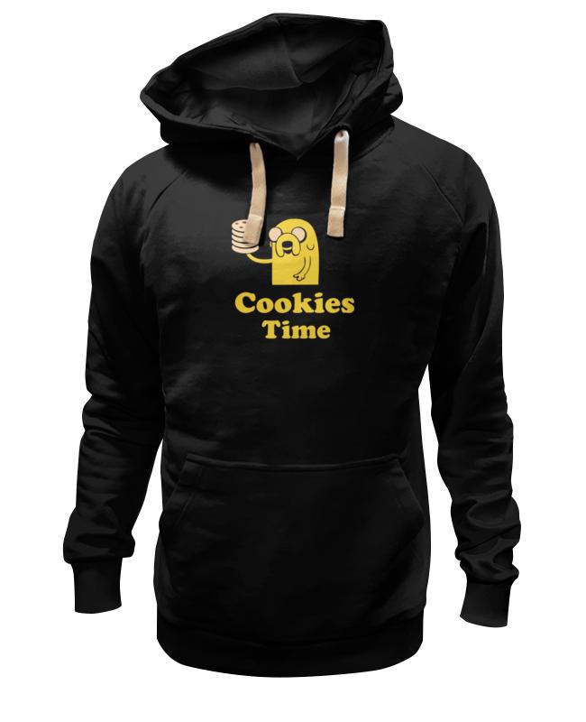 Толстовка Wearcraft Premium унисекс Printio Jake cookies raw cookies