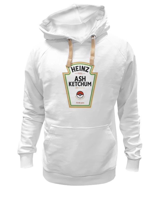 Толстовка Wearcraft Premium унисекс Printio Heinz ash ketchum karl heinz bohle dresden in farbe