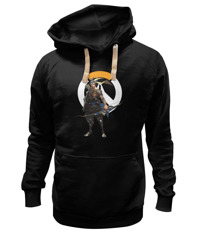 Толстовка Wearcraft Premium унисекс Printio Overwatch hanzo / овервотч хандзо толстовка wearcraft premium унисекс printio overwatch ана