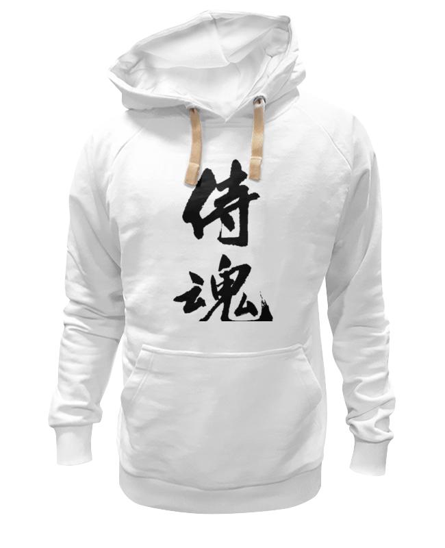 Толстовка Wearcraft Premium унисекс Printio дух самурая цена