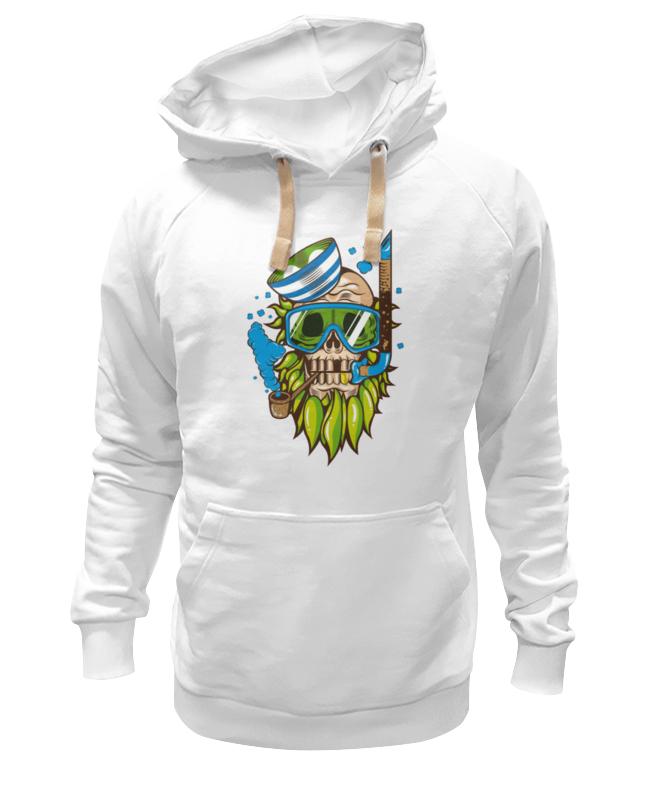 Толстовка Wearcraft Premium унисекс Printio Skull art толстовка wearcraft premium унисекс printio animal art