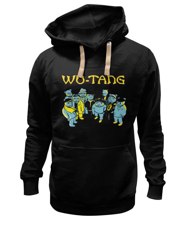 Толстовка Wearcraft Premium унисекс Printio Wu tang clan цена и фото
