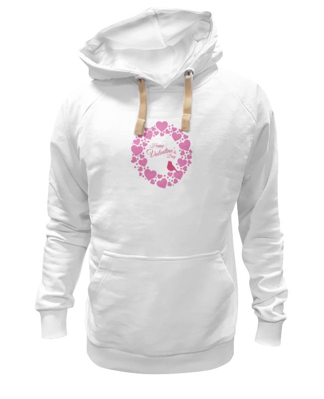 Толстовка Wearcraft Premium унисекс Printio Valentine t-shirt 2 plus size skew collar skull t shirt