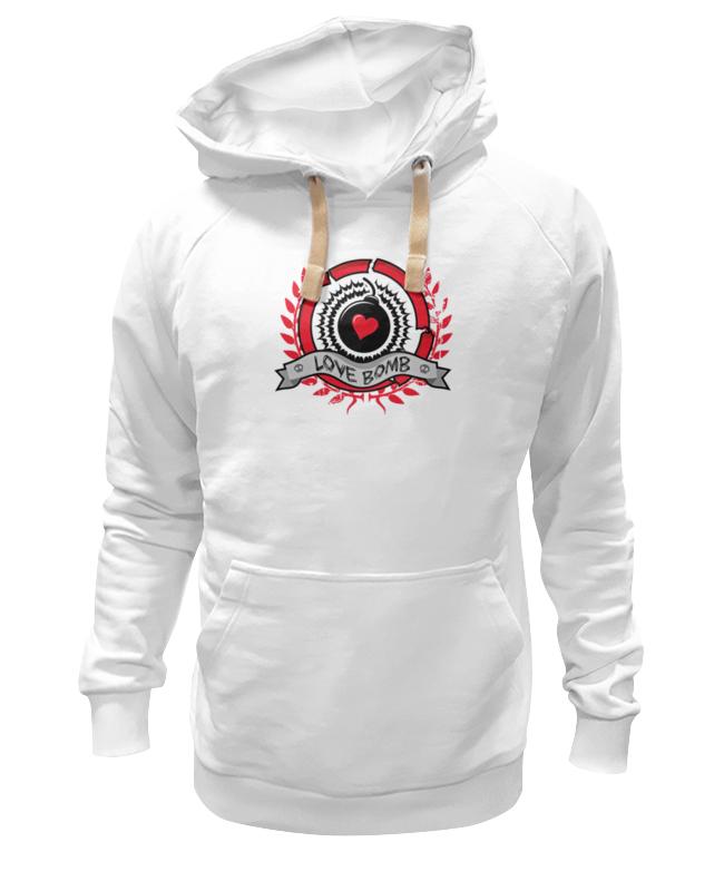 Printio Love bomb футболка wearcraft premium printio love bomb