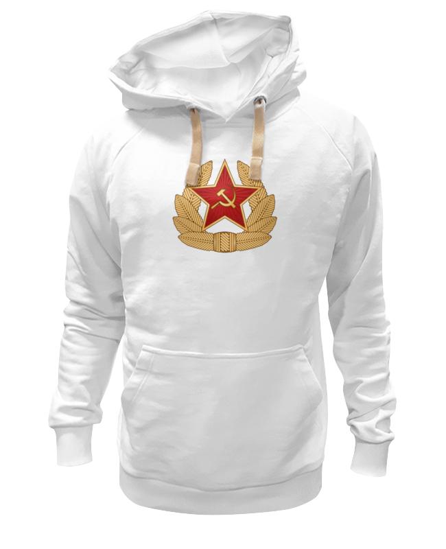 Толстовка Wearcraft Premium унисекс Printio Кокарда волчье логово красная кокарда