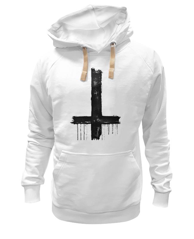Толстовка Wearcraft Premium унисекс Printio Крест футболка классическая printio крест