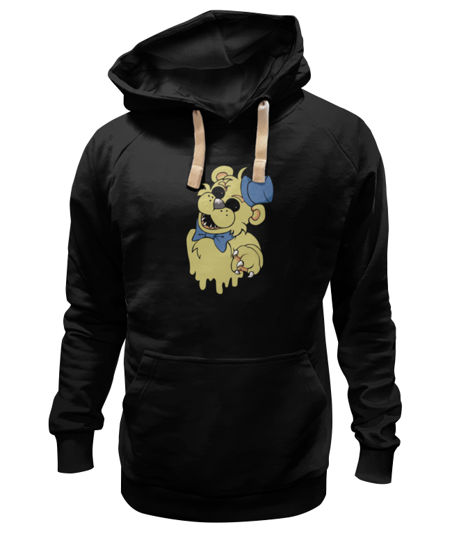 Толстовка Wearcraft Premium унисекс Printio Golden freddy толстовка wearcraft premium унисекс printio nancy and freddy